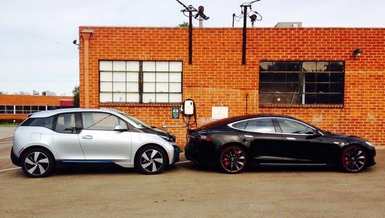 BMW-i3-Tesla-P85
