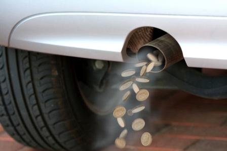 car-exhaust-money