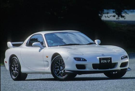 マツダで最も格好いい車といえばもちろん??????