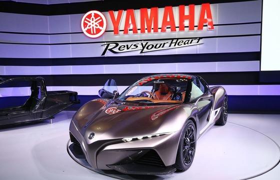 ヤマハ発動機 自動車事業への参入を断念