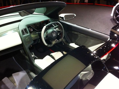 Honda-S660-Concept-Interior
