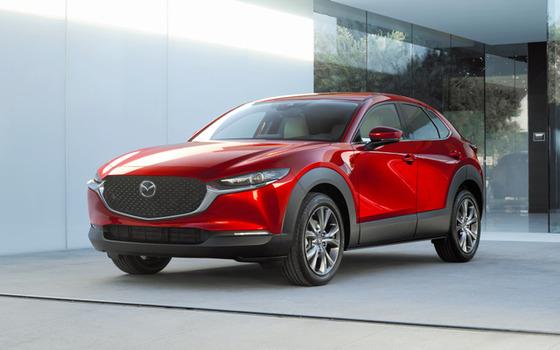 マツダさん、新型SUVとなるCX-30を初披露する