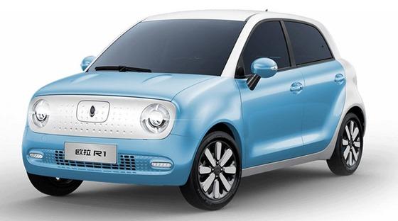 ora-electric-car