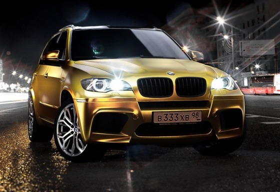 bmw-x5m-gold