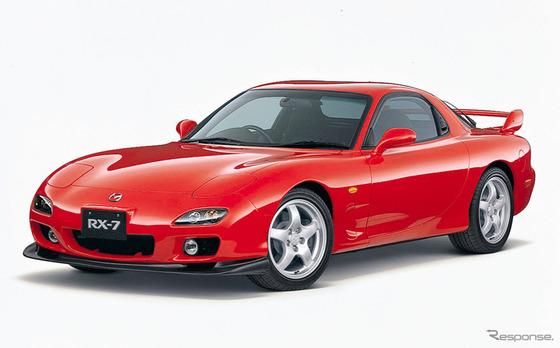 クルマのデザインが好きな車種を挙げていけ 俺一番はRX-7