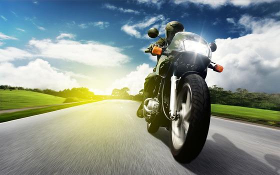 Bike-in-speed-HD-wallpaper
