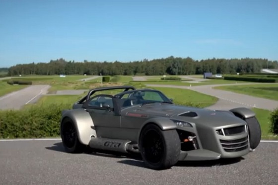 donkervoort-d8-gto-video