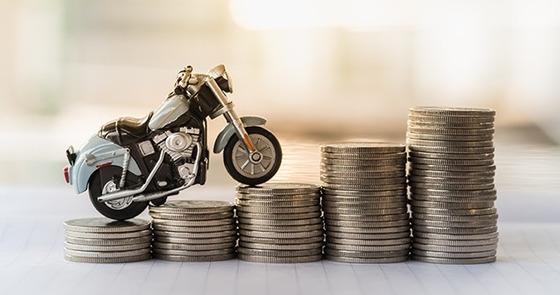 今までバイクに突っ込んできた金額を思い返したらこわくなってきた