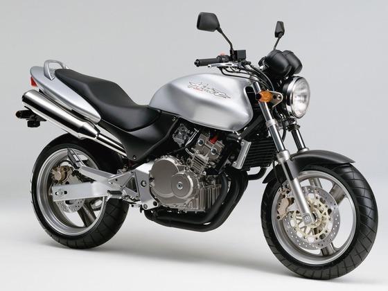 Honda CB250F 1996