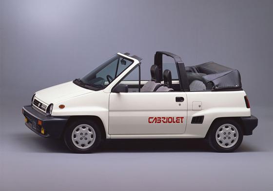 車全然詳しくないんだけど免許取ったら親のシティカブリオレに乗ろうと思う