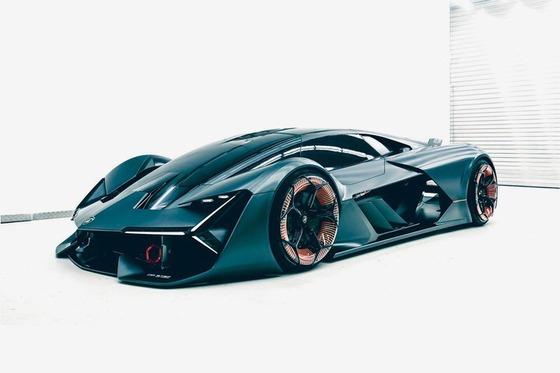 【朗報】ランボルギーニの新型、カッコいい