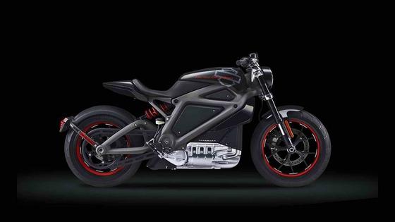 Harley Davidson 電動バイク