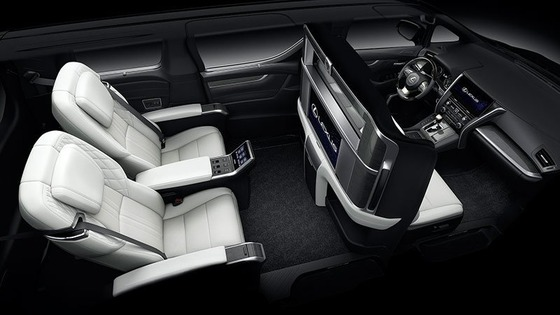 「運転席と後部座席が分かれてる車」←これがない理由