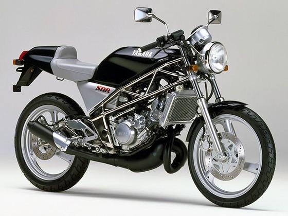 SDRってヤマハのバイクに乗ってるけど質問ある?