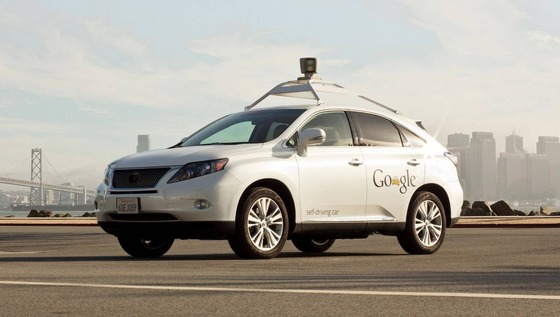 Lexus-Google-self-driving-car