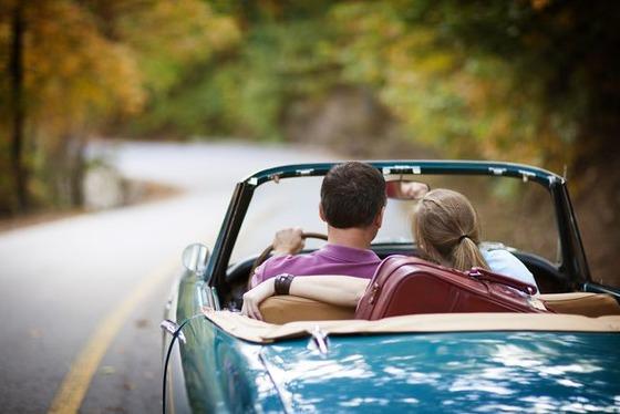 彼氏がのってたら嫌な車→オープンカー ってたまに見かけるけどさ・・・