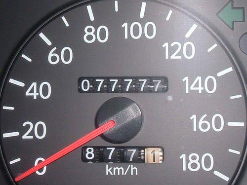 長距離運転