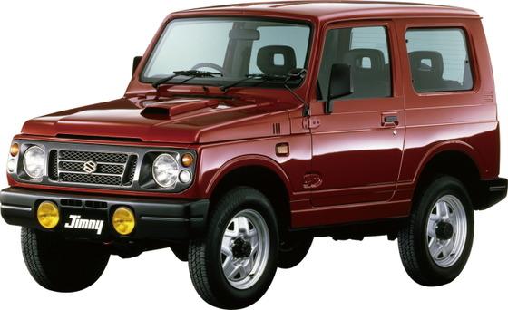 親父の300万かけて改造したジムニー運転させてもらった結果wwwwww