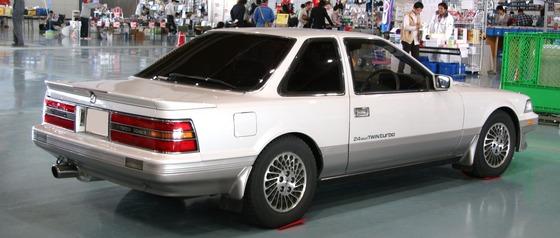 1988-1991_Toyota_Soarer_rear