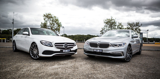2017-BMW-530i-vs-Mercedes-Benz-E300-sedan-150
