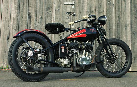 Harley-VL-custom