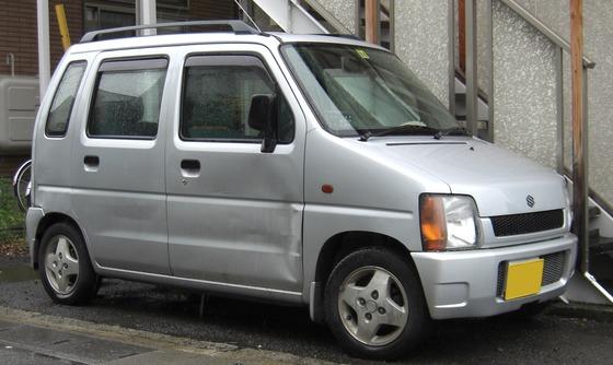 1st_generation_Suzuki_Wagon_R