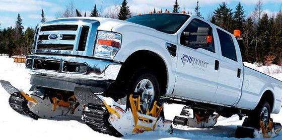 truck-sled