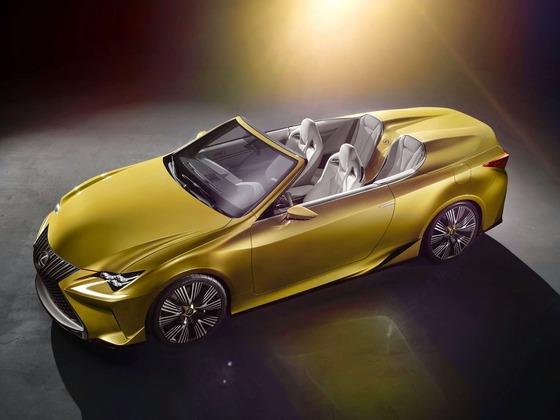 Lexus LF-C2 concept11