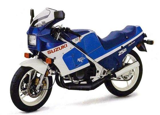 フルカウルのバイクってかわいらしいよな