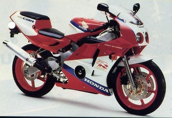 Honda CBR250RR 90  1