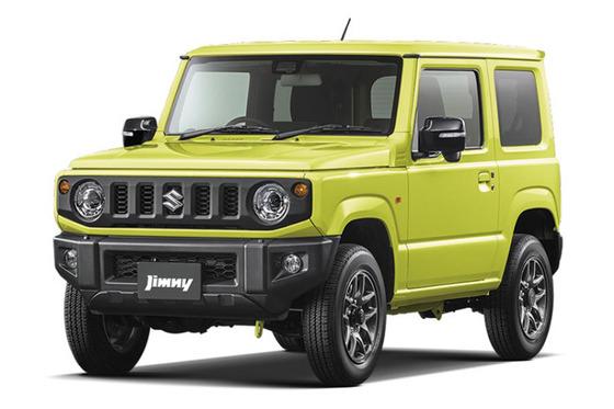 スズキ、新型ジムニーが7月発売…パートタイム4WD、初の自動ブレーキ採用