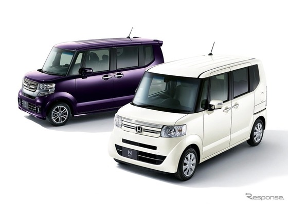 新車販売総合、軽自動車がまたしてもトップ4独占もう日本は軽自動車だけでいいだろ
