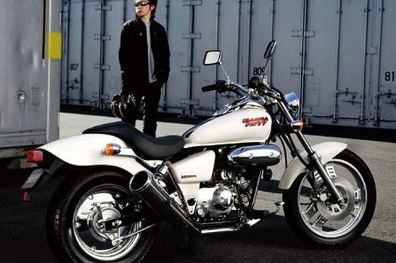 お前らが高校生の頃に乗っていたバイクwww