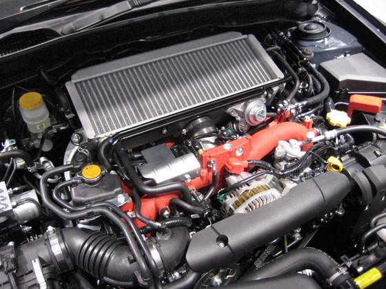 Subaru_EJ20_Twin_Scroll_Turbo_Engine
