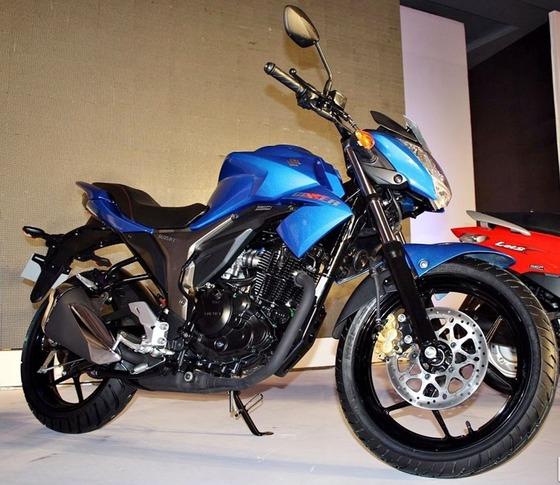 Suzuki-gixxer