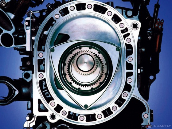 Mazda-Rotary-Engine