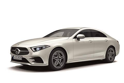 メルセデス・ベンツ、4ドアクーペの新型「CLS」。7年ぶりにフルモデルチェンジ