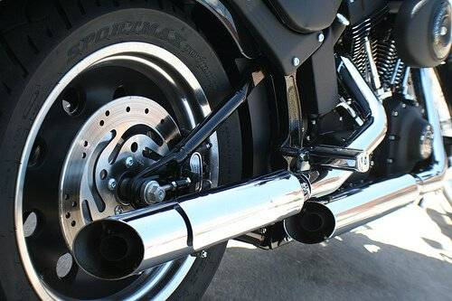 motorcycle-exhaust