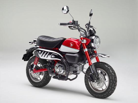 ホンダ「モンキー」が125ccで復活!!「モンキー125」発売