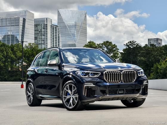 新型BMW X5さん、いくらなんでもかっこよすぎてワロタwww