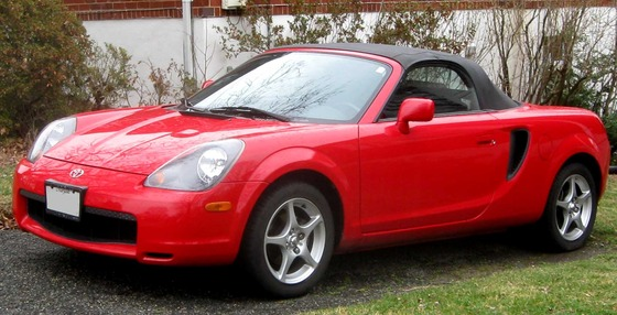 Toyota_MR2_Spyder