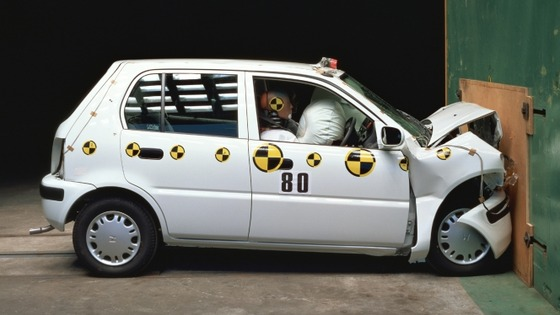 バカ「軽自動車は危ない!軽い事故でも死ぬ!」俺「言うほどか?」