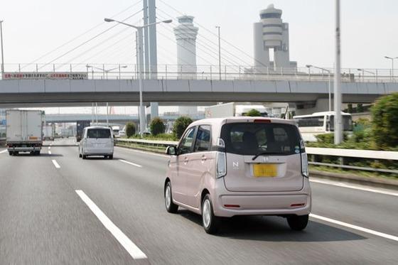 軽自動車は高速ガー←そんなに高速乗るか?