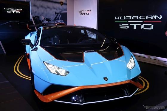 ランボルギーニさん、レーシングカーのテクノロジーを投入した車を発売する模様wwwwww