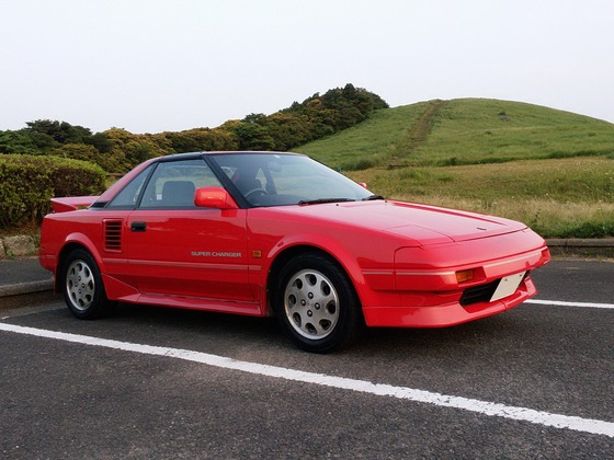 トヨタMR2という最高のスポーツカー