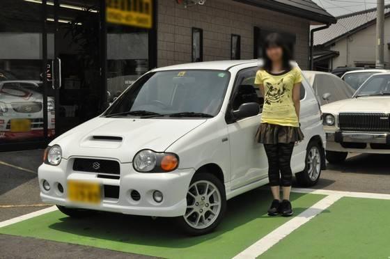 女「車?すきだよ!」 俺「ふーんw何乗ってんの?w」→→→