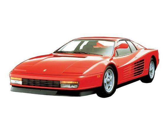 テスタロッサが一番かっこいいフェラーリ