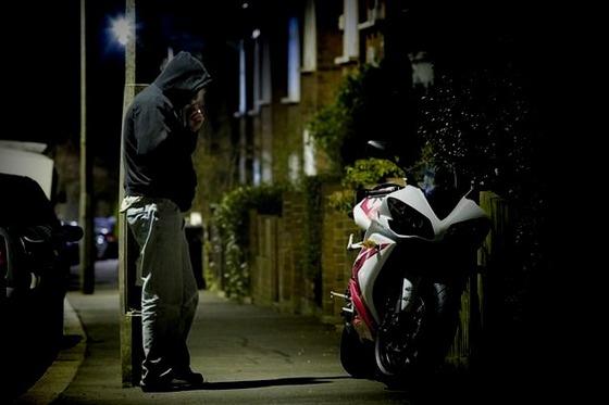 Ninja250ってバイク買ったんだけど盗難に遭いやすいってマジなの?