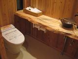 木造赤瓦 竣工前2