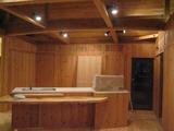 木造赤瓦 竣工前1